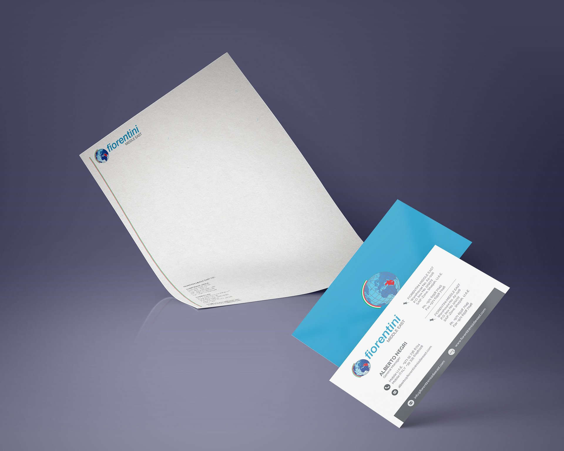 FME Stationery