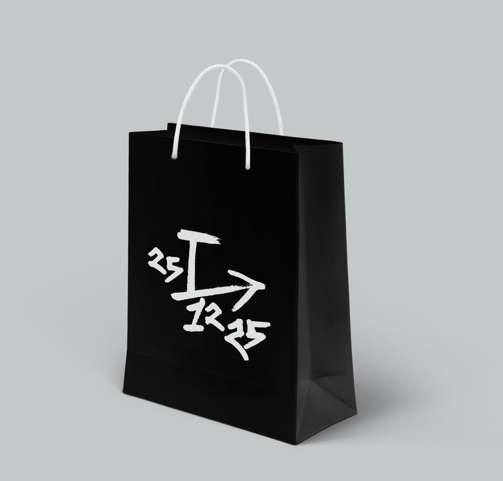 I 251225 Shopping Bag